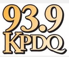 93.9 KPDQ logo