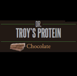 dr. troy's chocolate protein powder