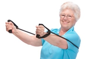 Arm Band Exercise