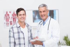 Chiropractic Visit